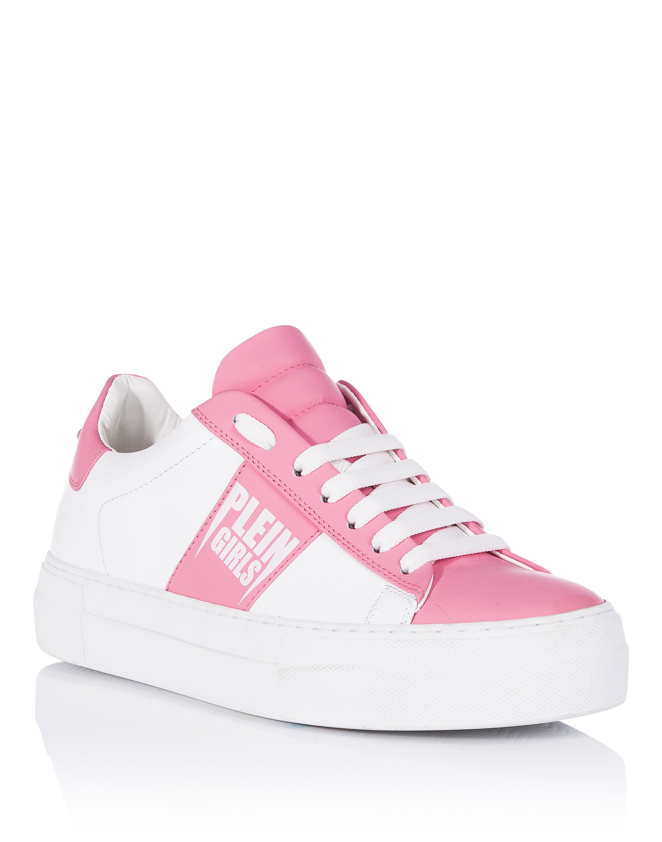 """Philipp Plein Lo-Top Sneakers """"I can see it in your eyes"""""""