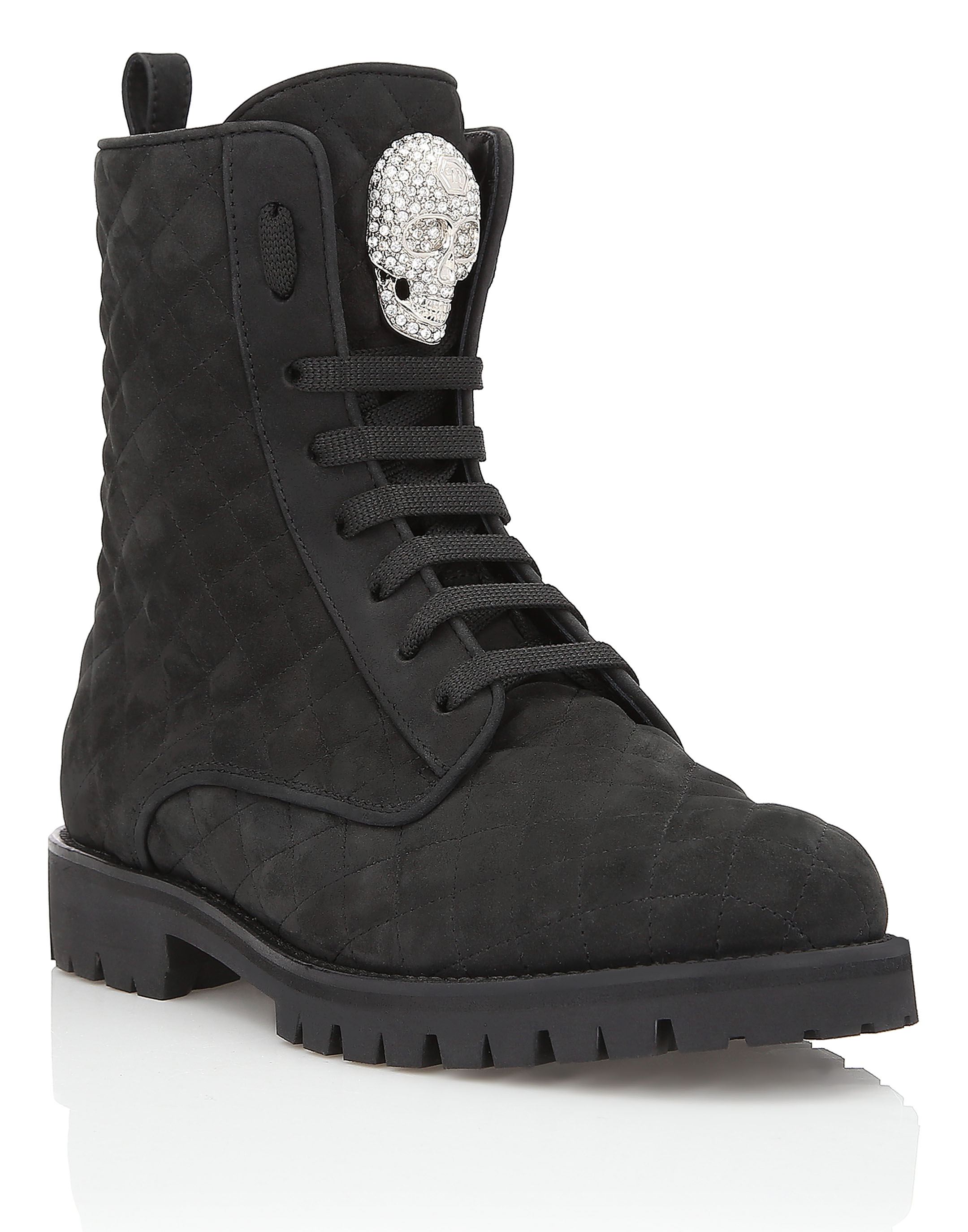 Philipp Plein Boots Low Flat