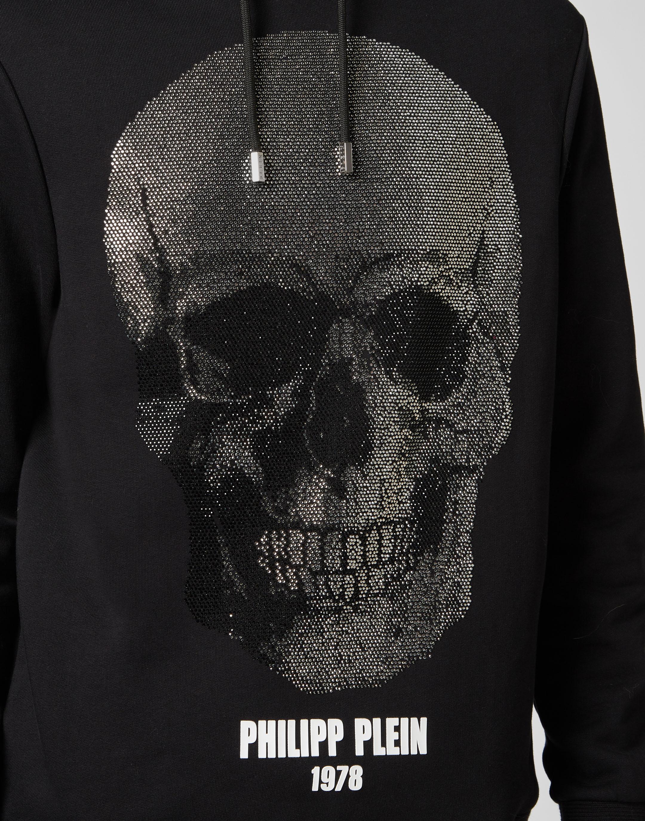 c82a0b95d72f12 Hoodie sweatshirt Skull | Philipp Plein