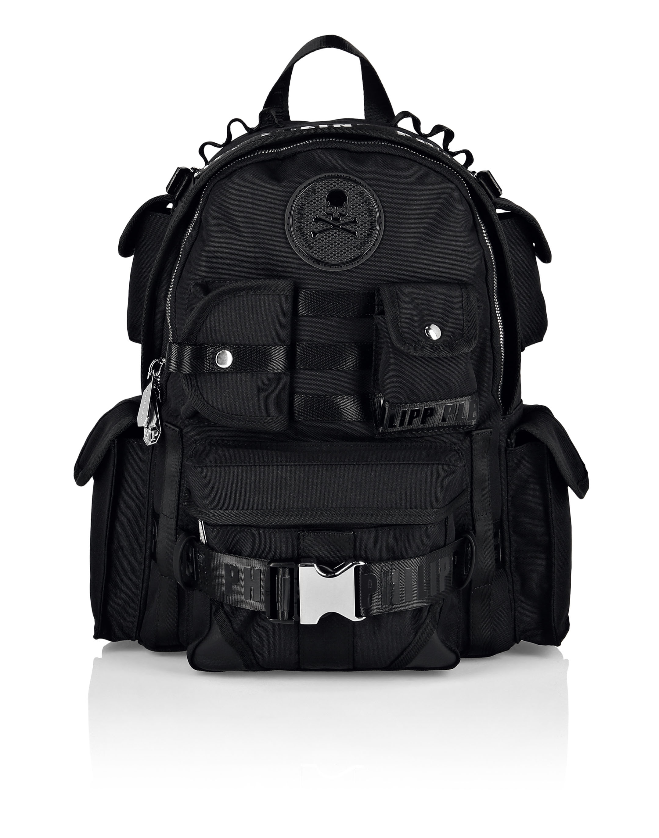 7f11caf82515 Backpack Camouflage | Philipp Plein