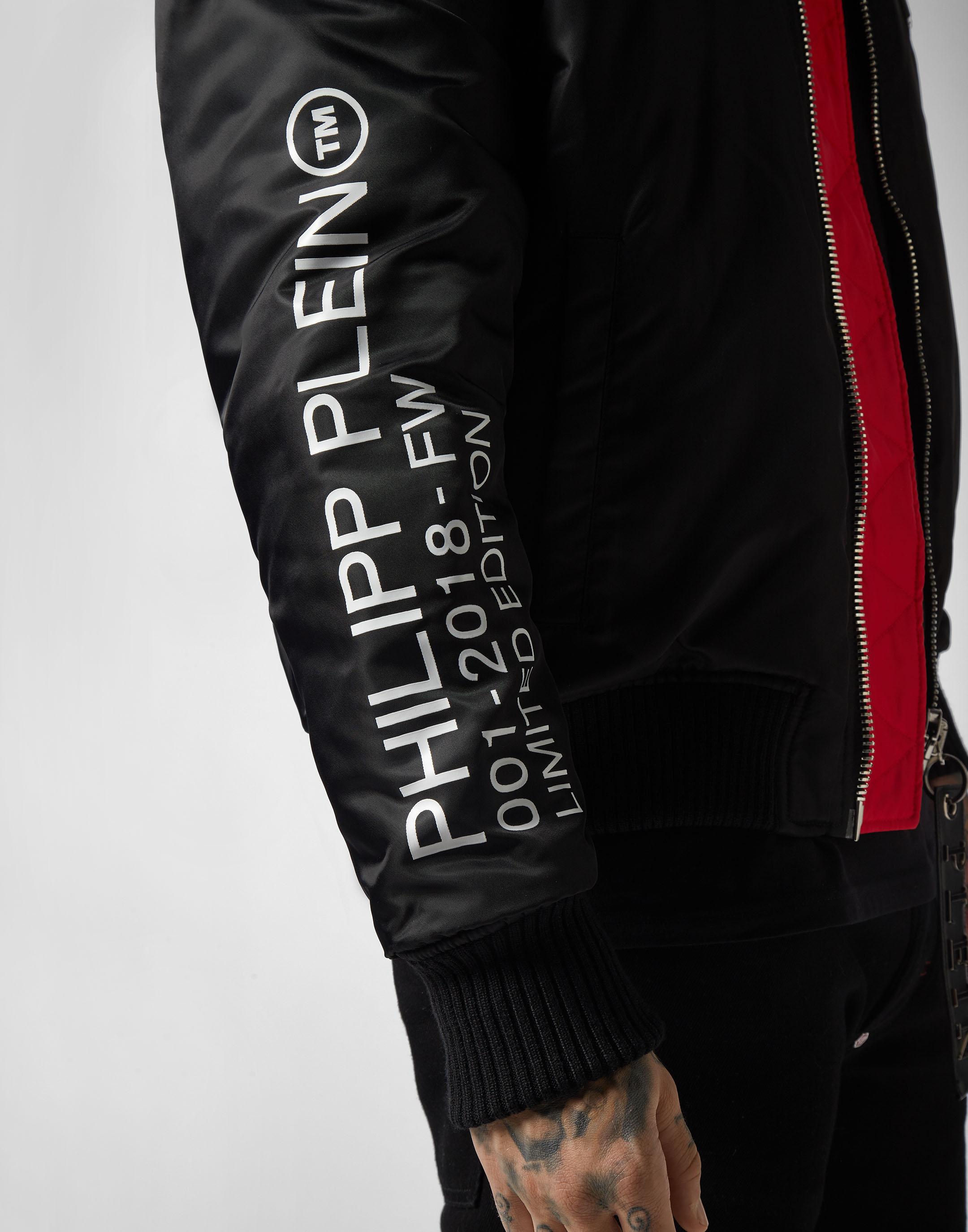 02d06c739a2 Nylon Jacket Teddy Bear | Philipp Plein