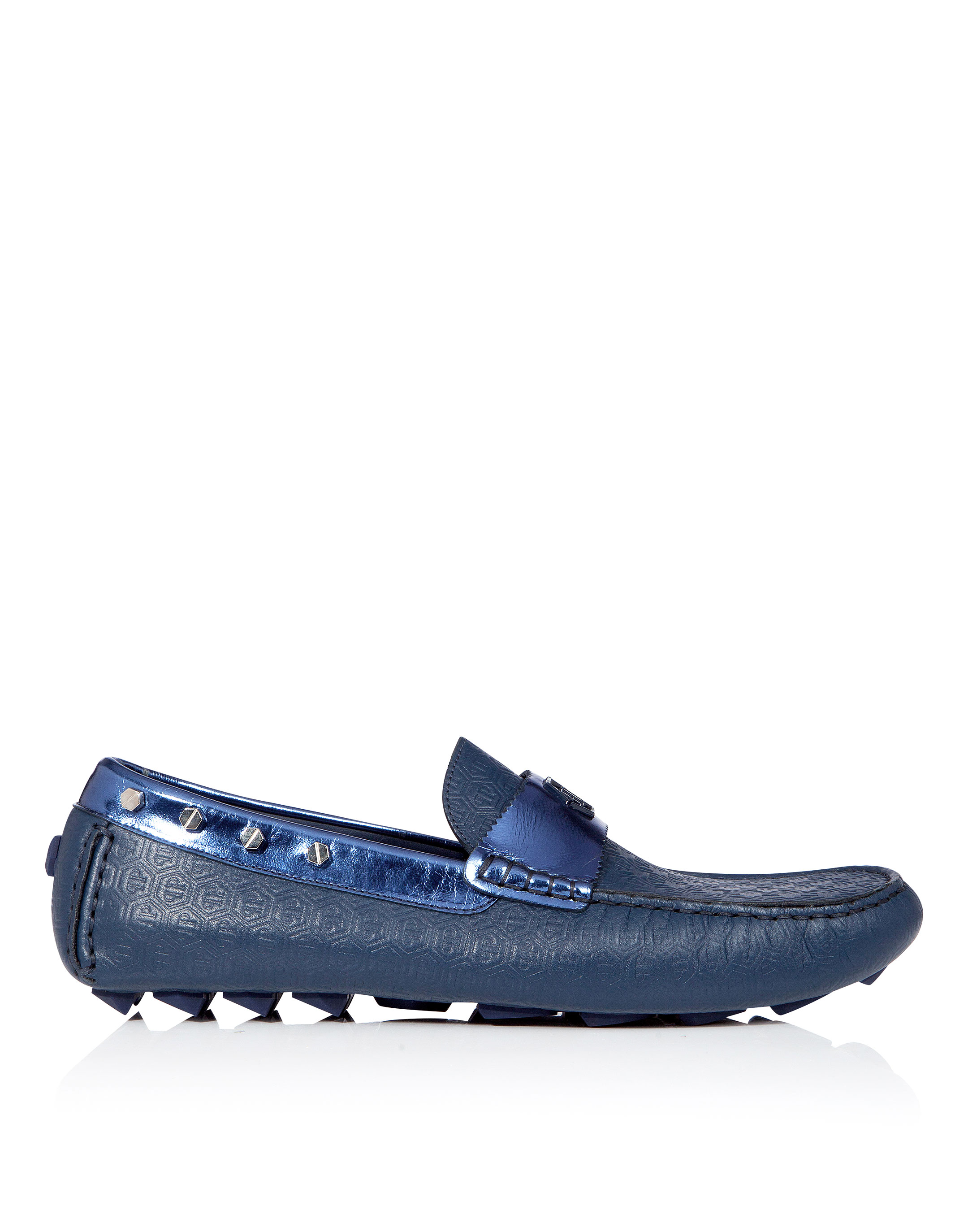 "Philipp Plein Moccasin ""It's all in my mind"""