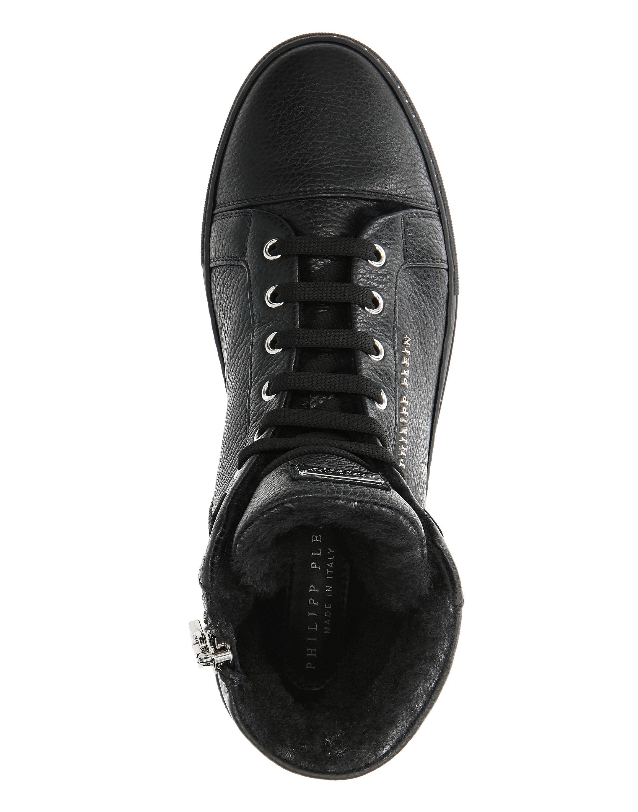 69734662d74 Hi-Top Sneakers Sharp