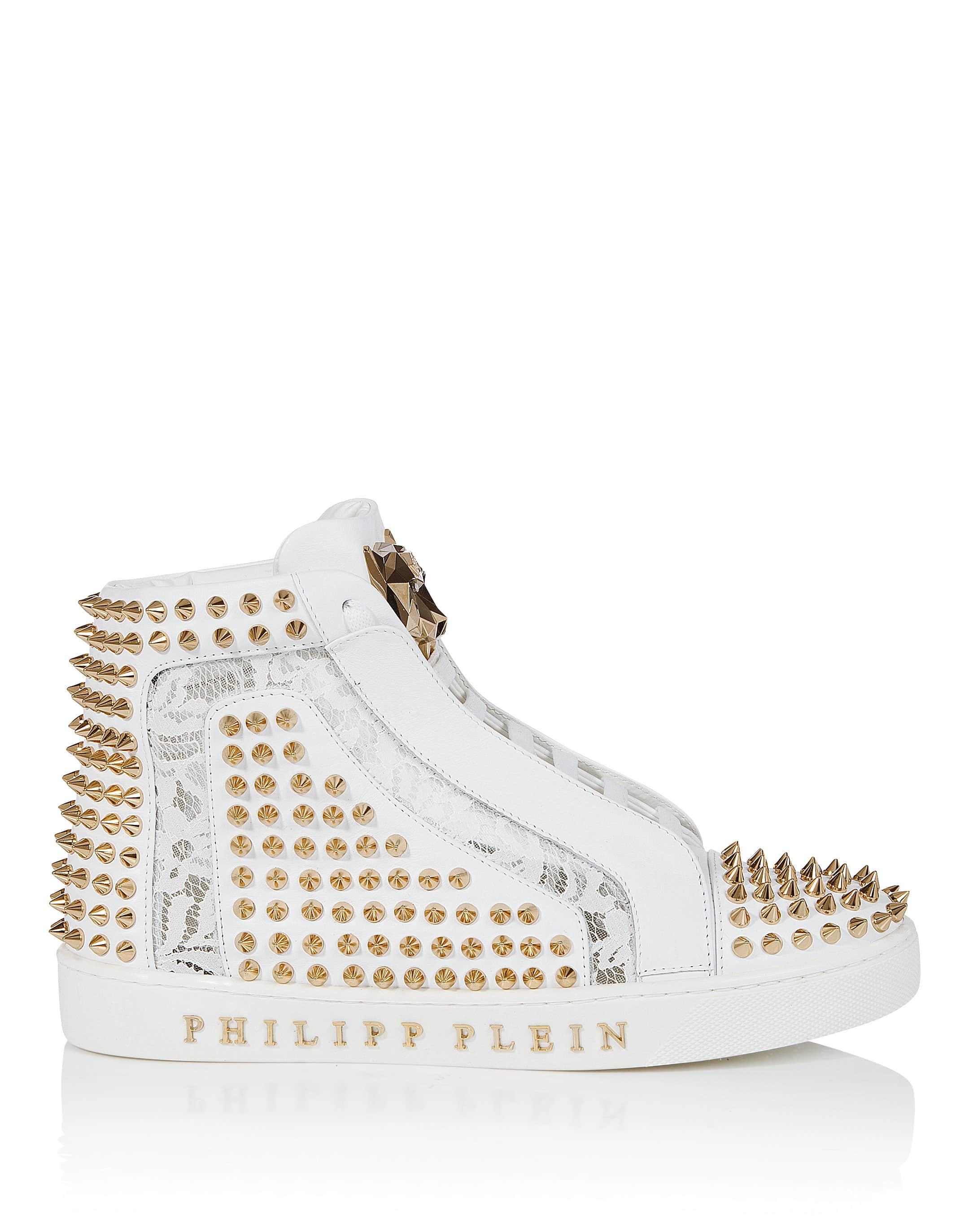 Philipp PleinHi-Top Sneakers