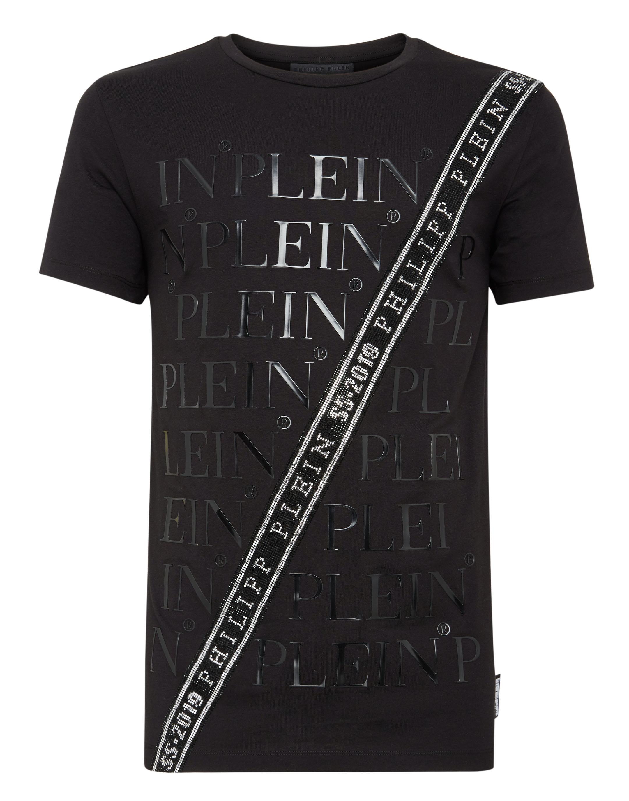 fe324f761c T-shirt Round Neck SS Philipp Plein TM   Philipp Plein