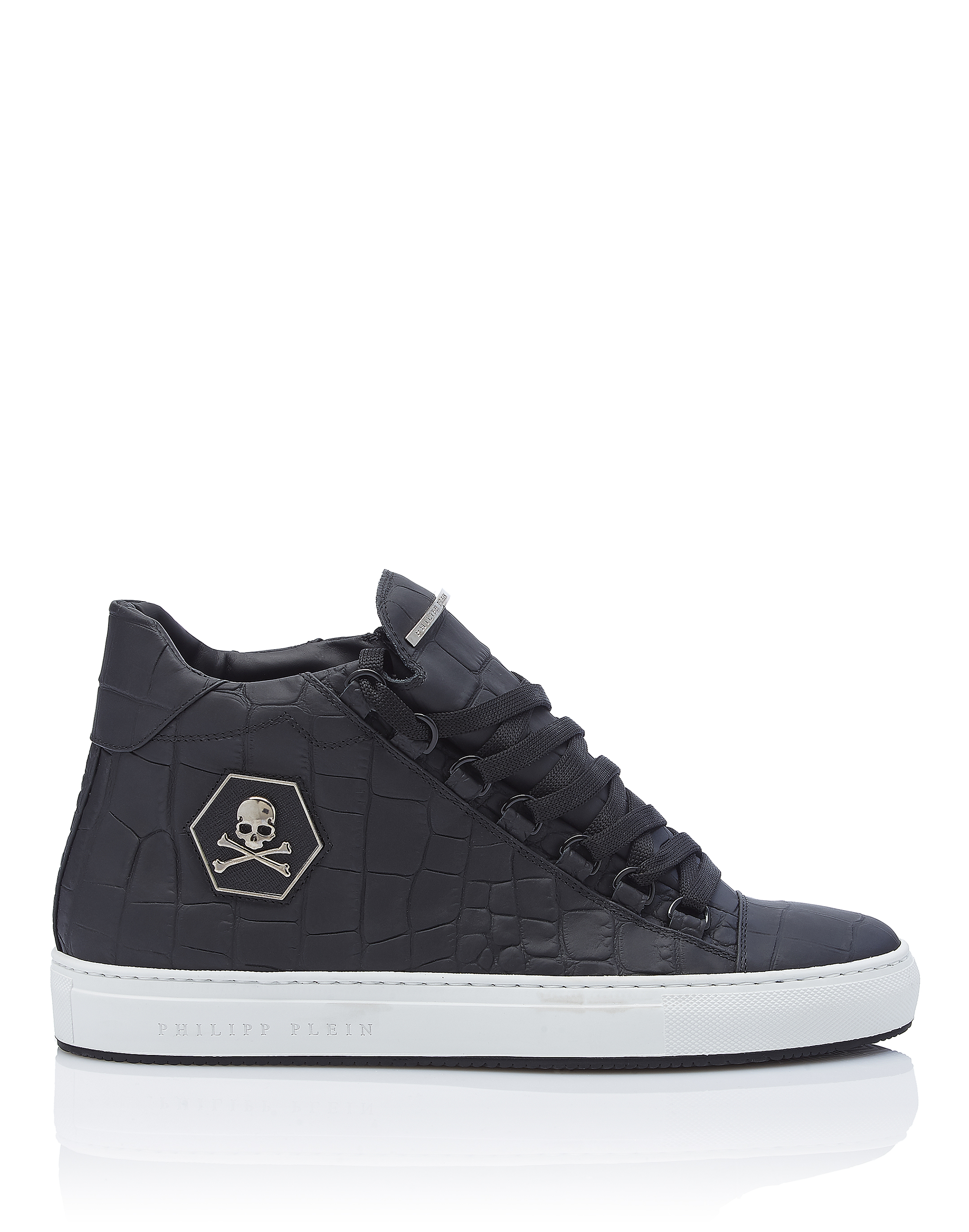 Philipp Plein Mid-Top Sneakers