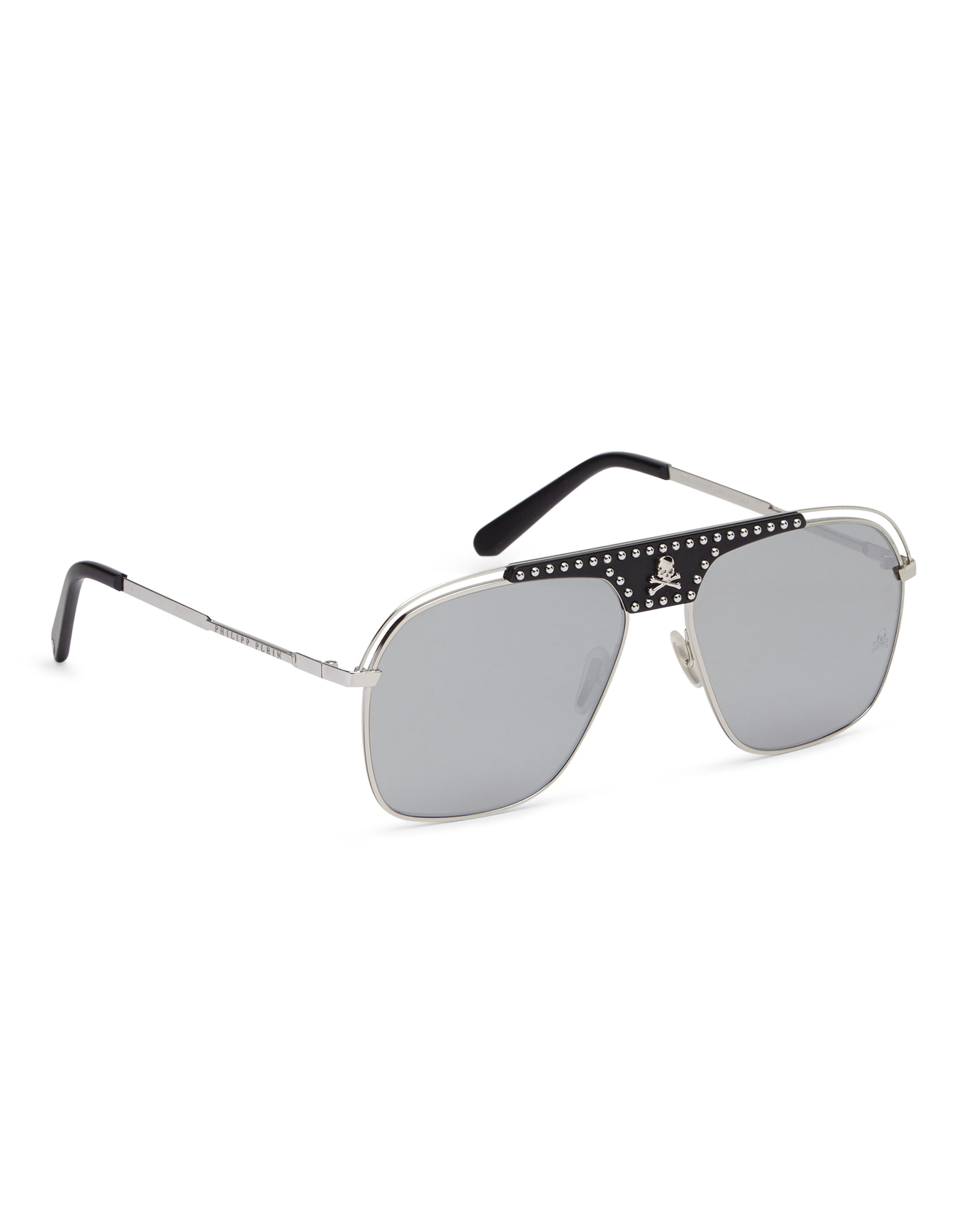 Philipp Plein Sunglasses Noah Studded