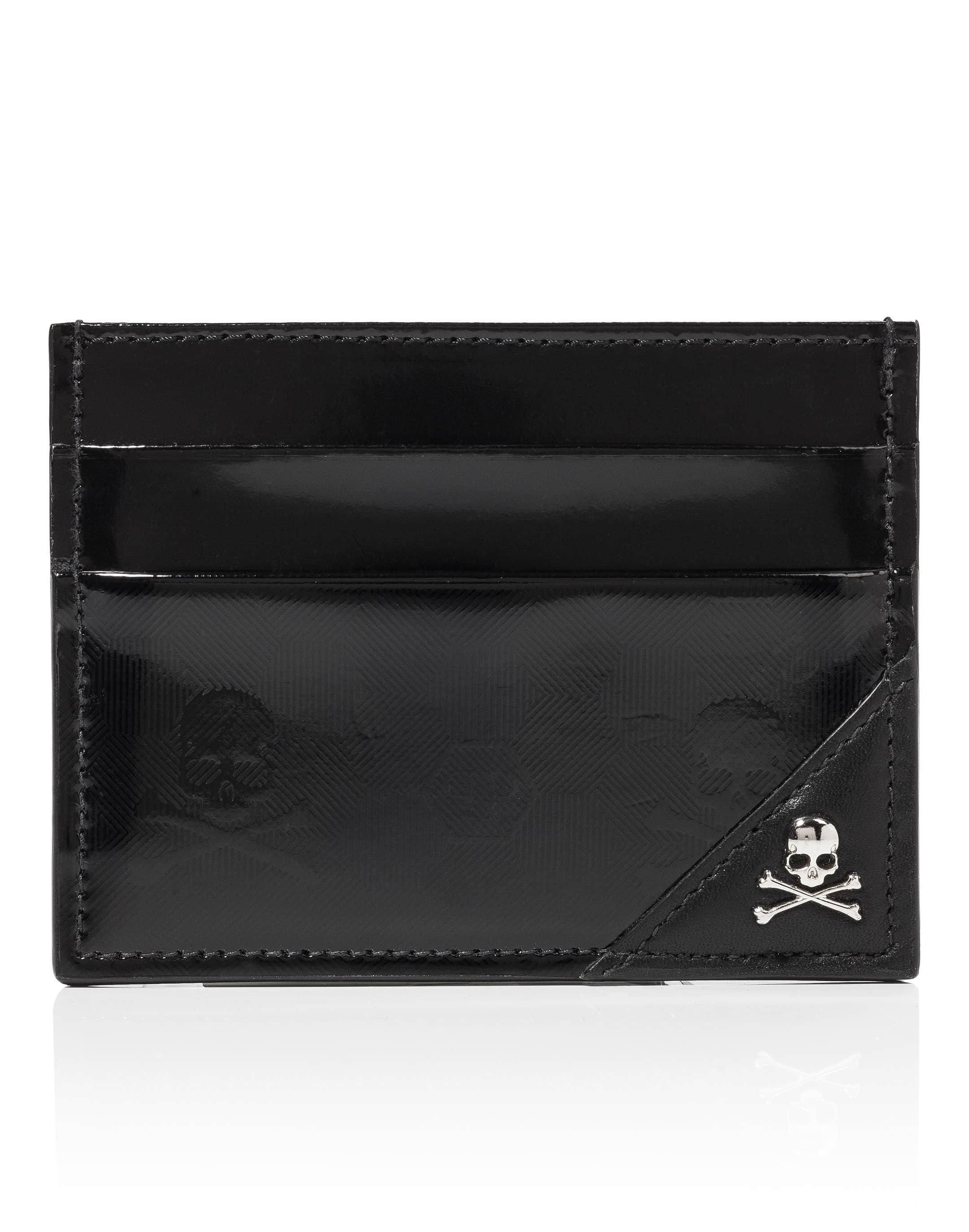 Philipp Plein Porte-cartes It's Not What It Seems Yev260Kf5