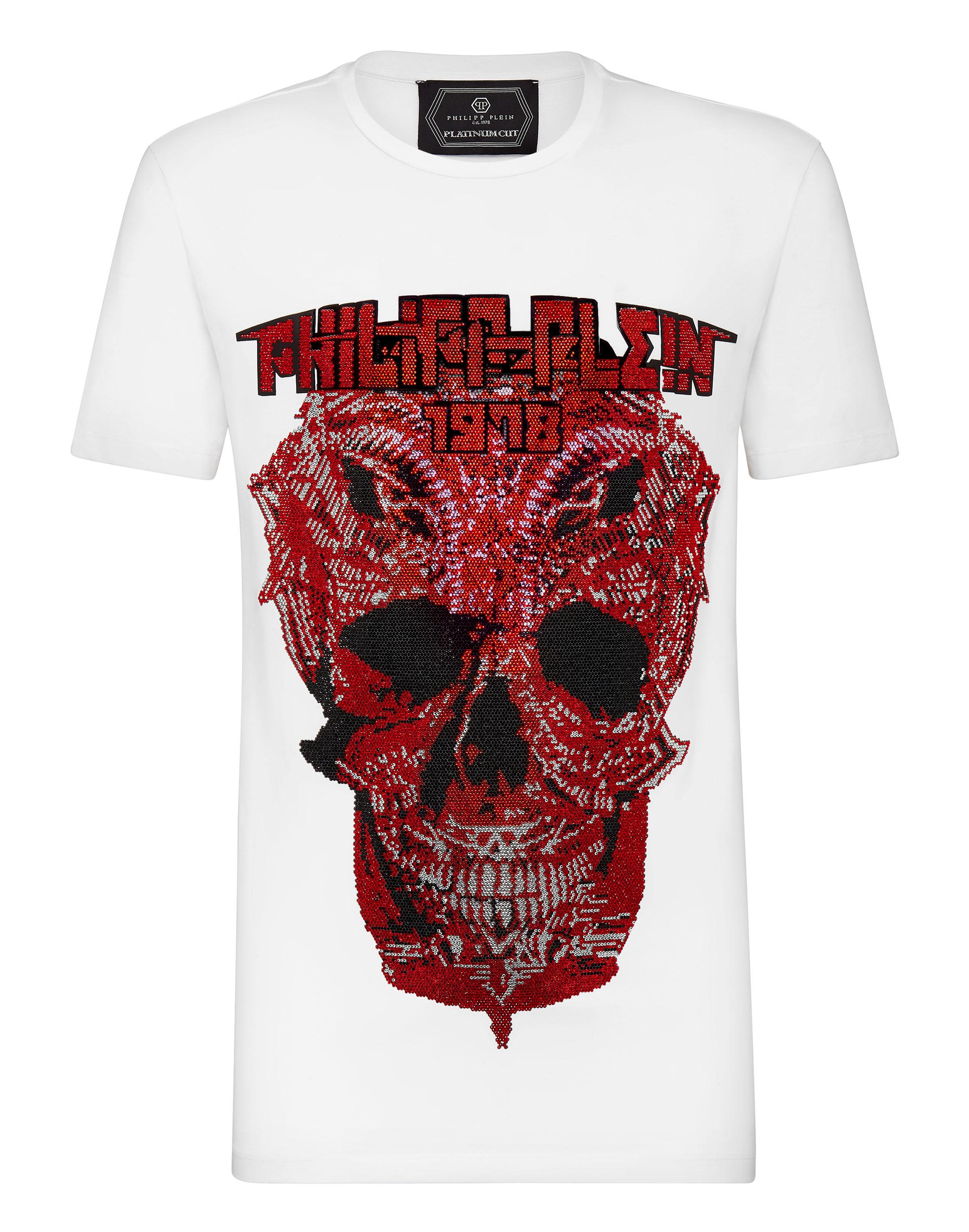 tee shirt philipp plein