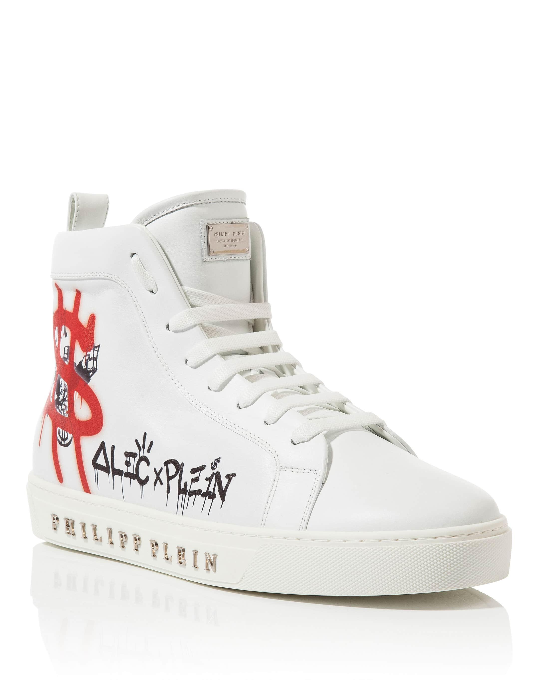 FOOTWEAR - High-tops & sneakers Plein Sport 4nVVwLz