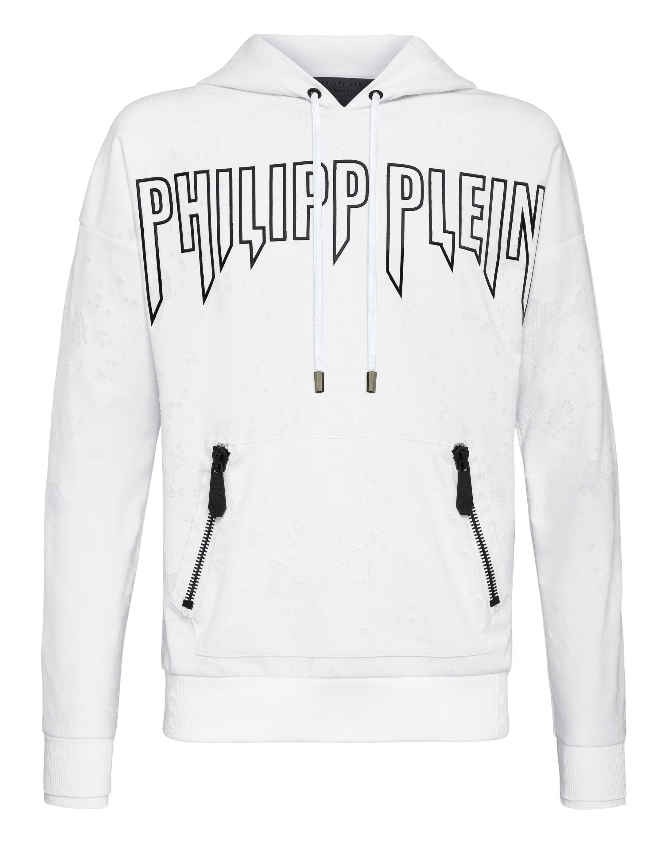 Hoodie Sweatshirt Rock Pp Philipp Plein Blazer Korea Kode Bk 01