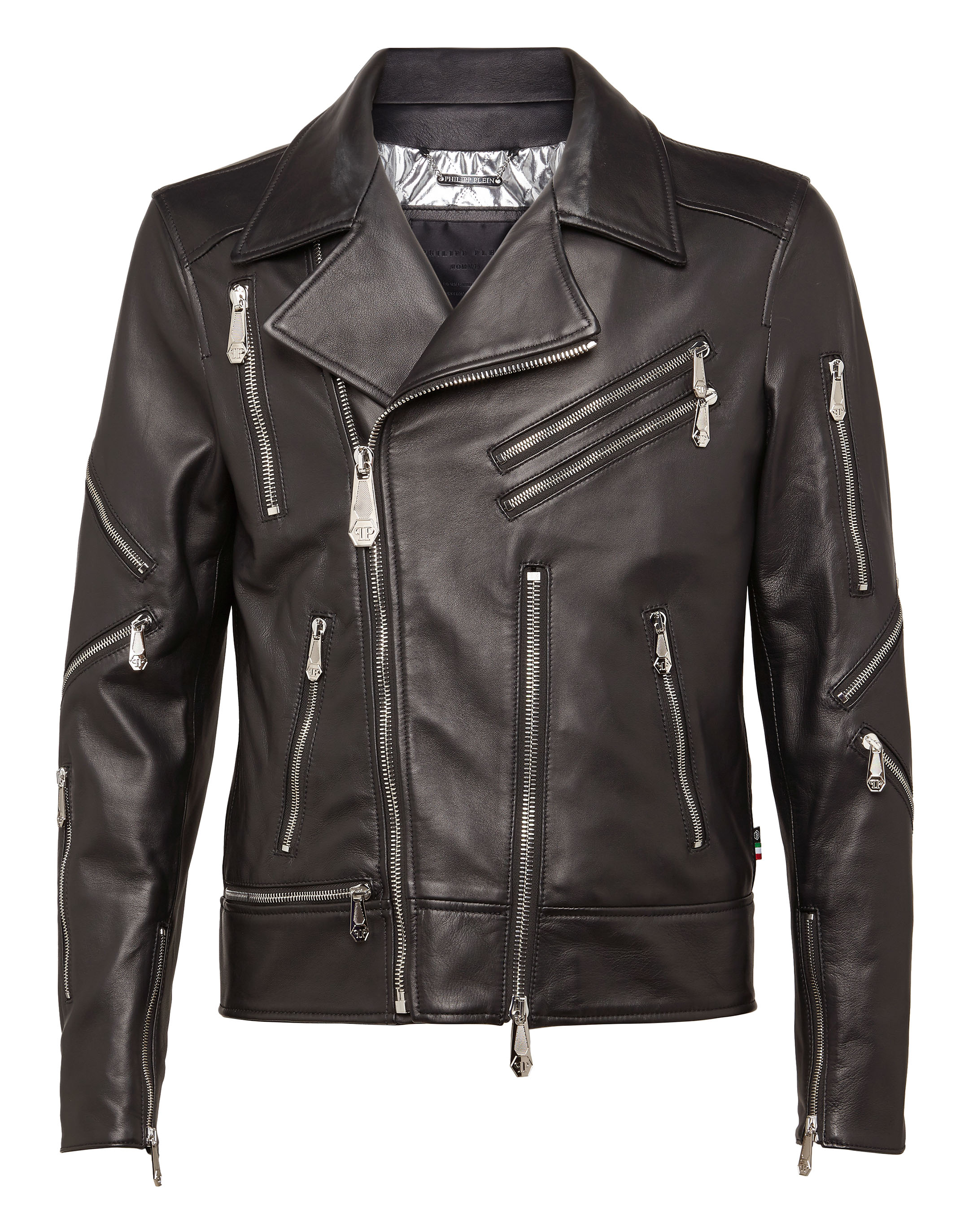 "LEATHER BIKER ""BELIEVER"""