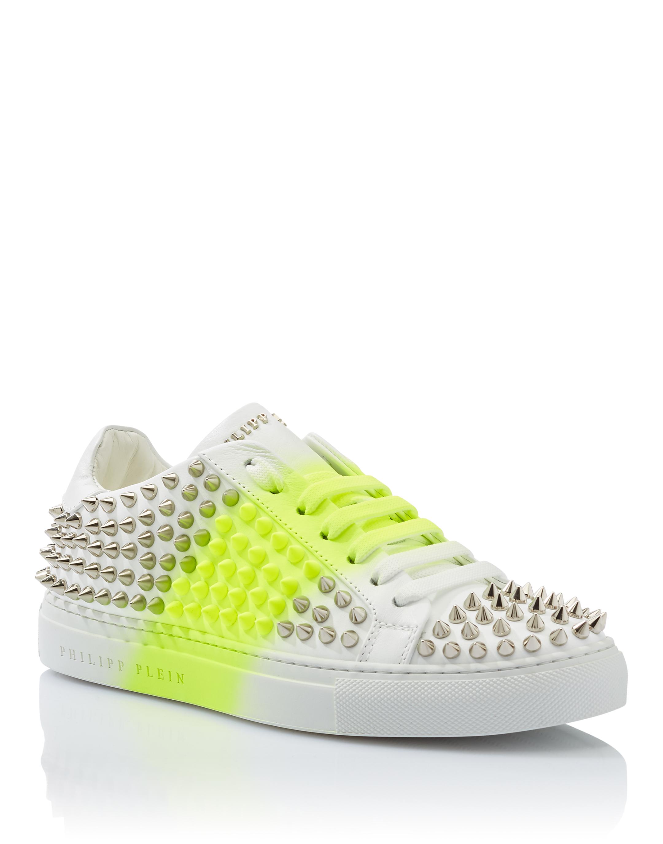 "Philipp Plein Lo-Top Sneakers ""Pink me"""