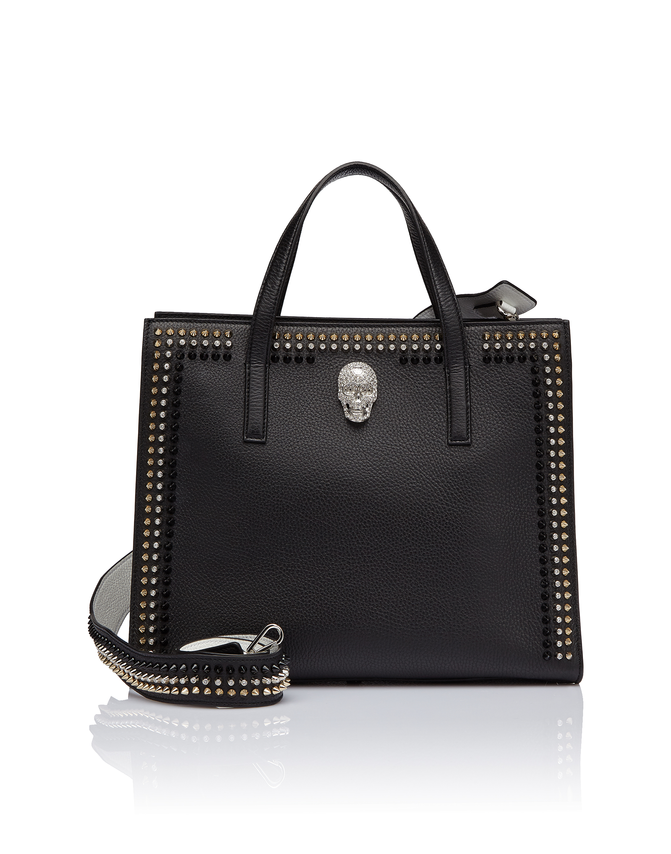 Buy Cheap Big Discount Buy Cheap Many Kinds Of Philipp Plein Victoria tote Cheap Sale 100% Authentic y9SK7Mi