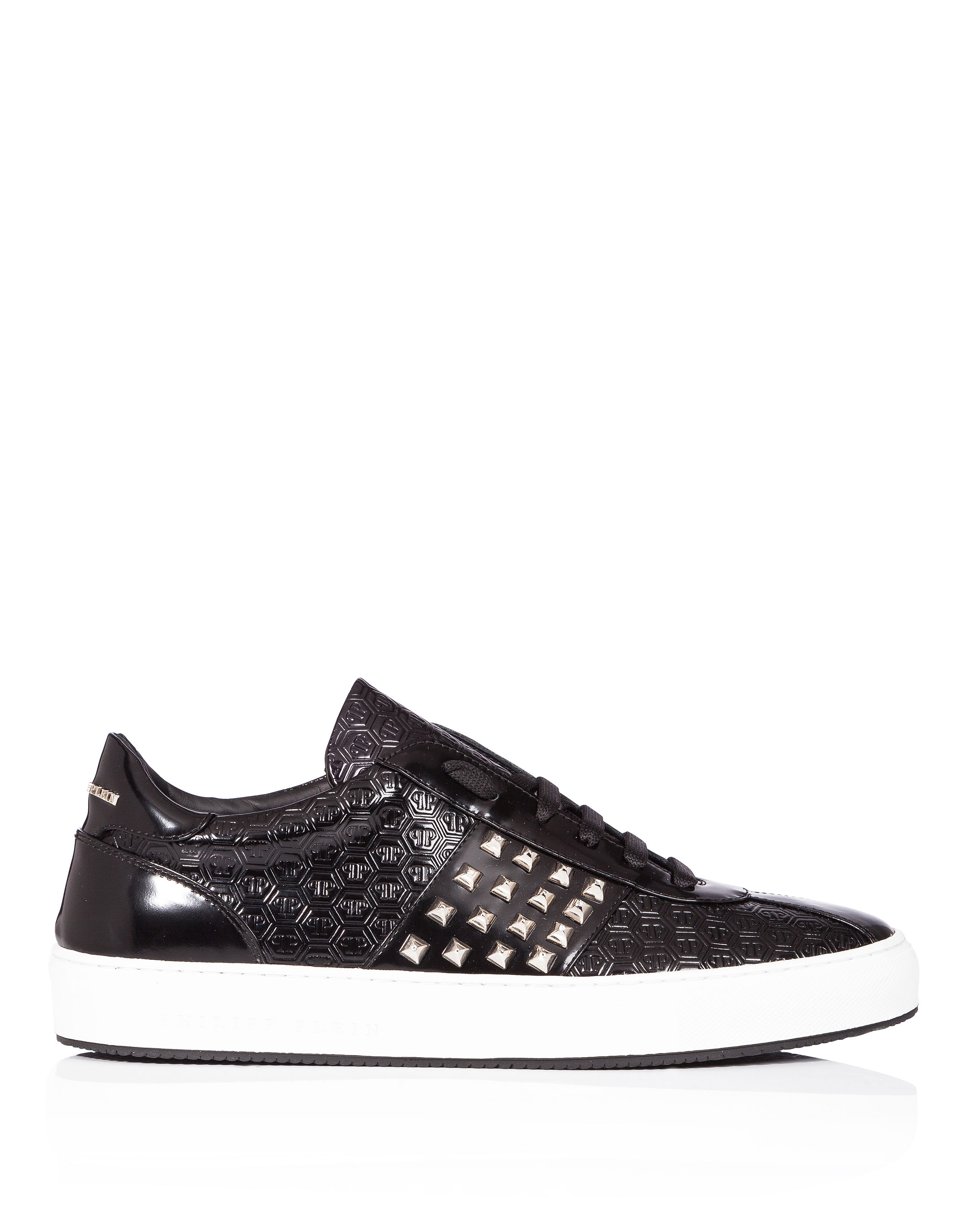 """Philipp Plein Lo-Top Sneakers """"I'm not your keeper"""""""