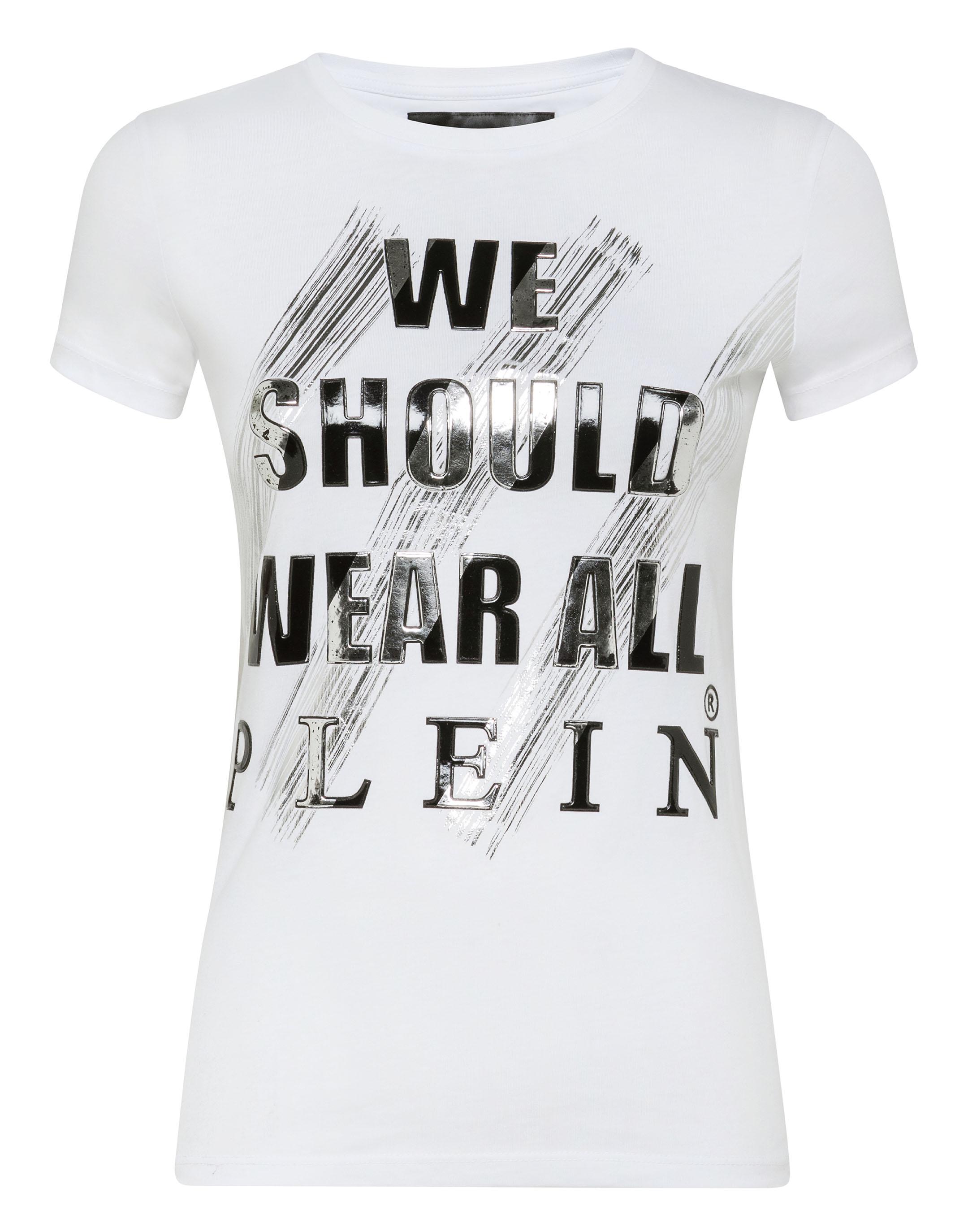 f88d5a0bc T-shirt Round Neck SS Statement