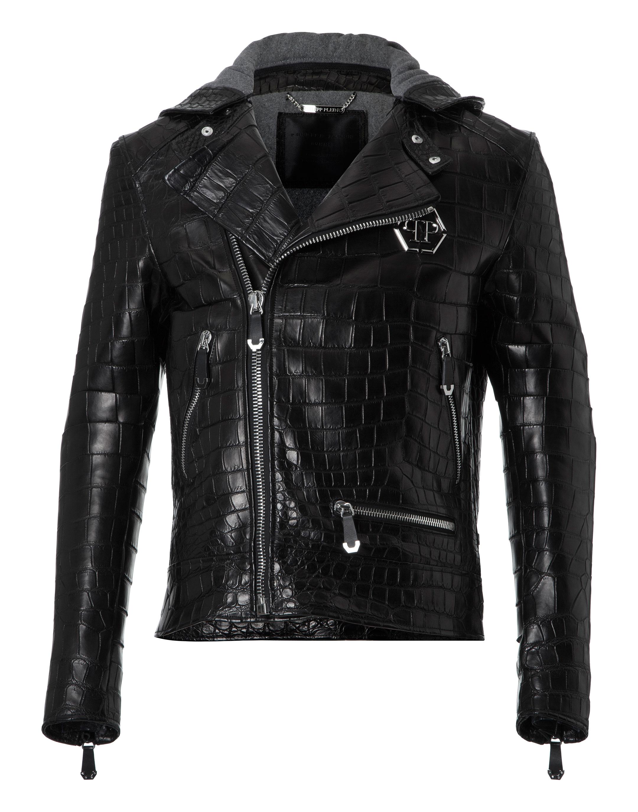Leather Jacket \