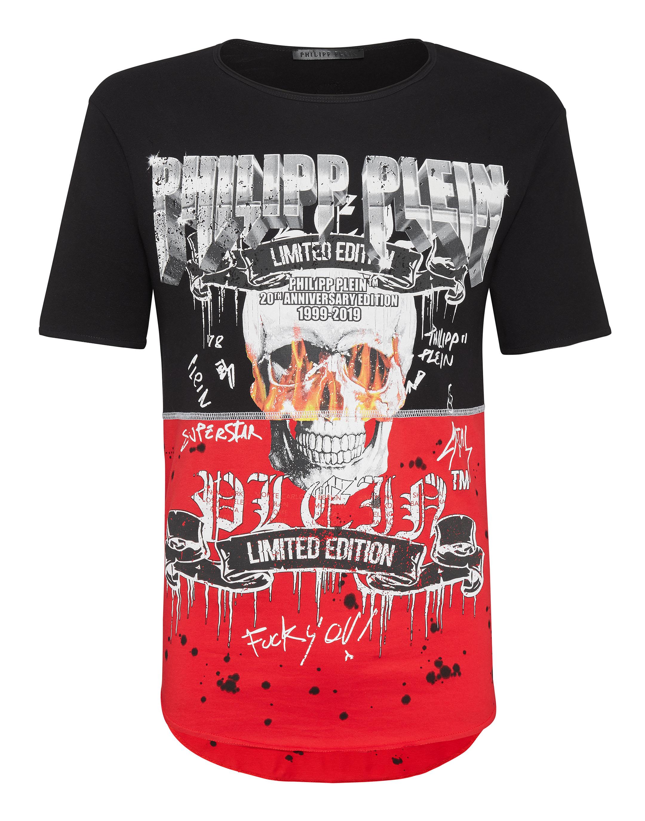 6c62ecaae9 T-shirt Round Neck SS Rock PP