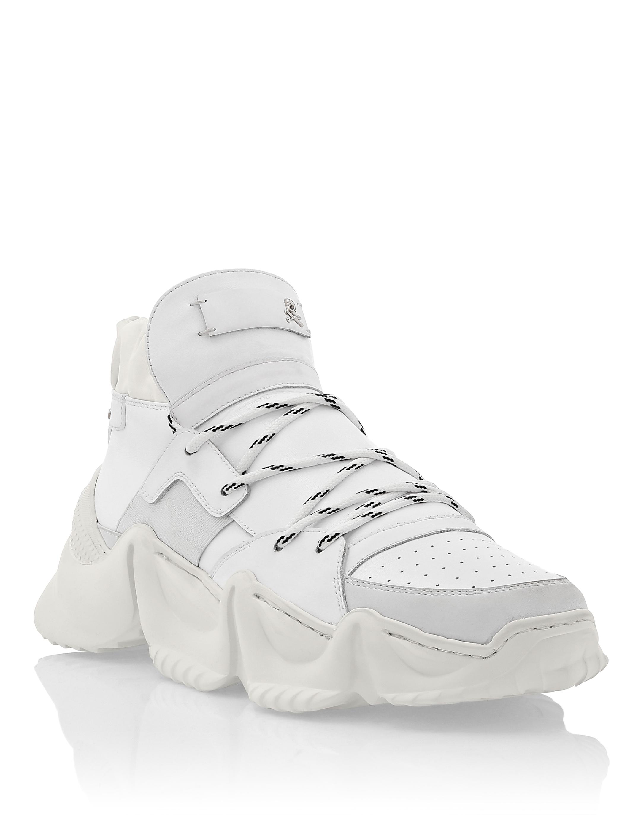84a32df2253 Hi-Top Sneakers Monster 0.2 | Philipp Plein