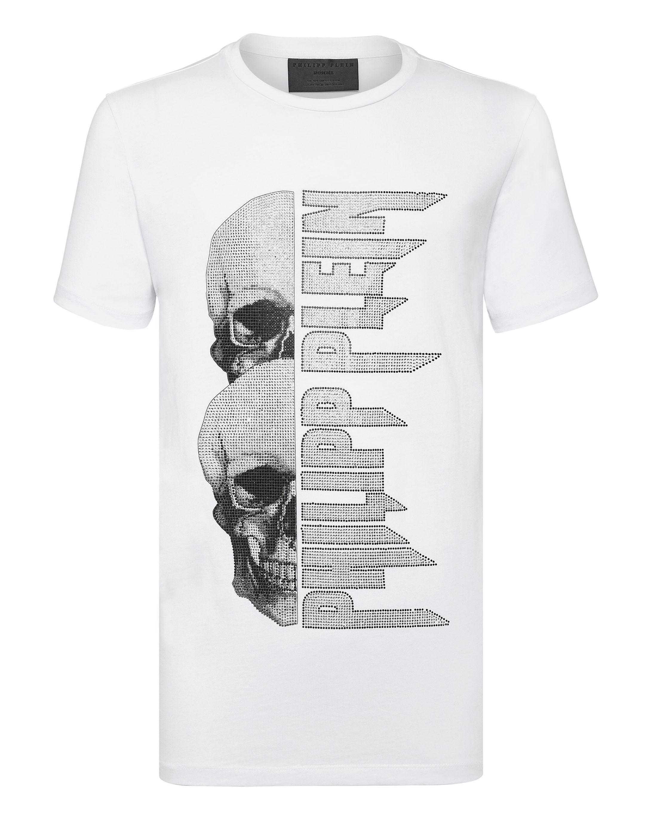 6af83e64ff8e T-shirt Round Neck SS Skull   Philipp Plein