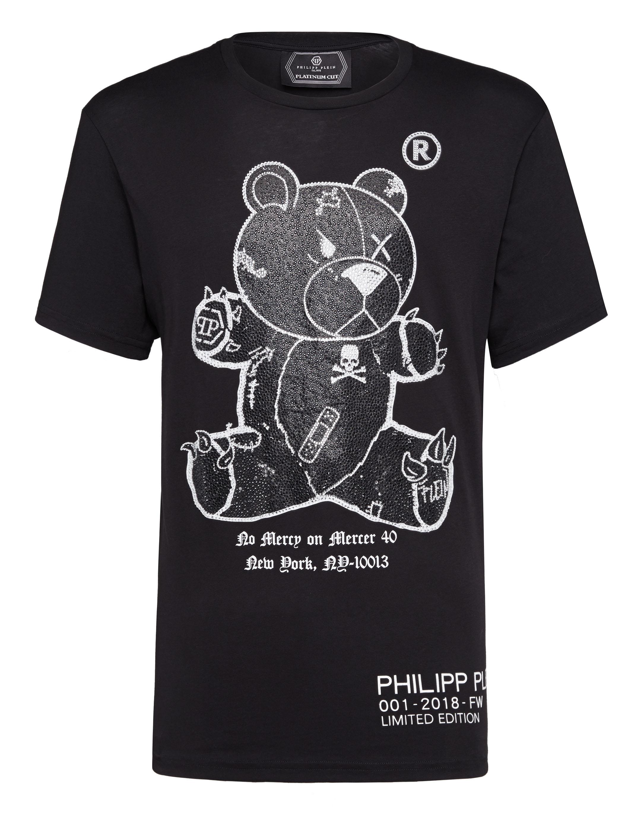 3c26e0d45d T-shirt Round Neck SS kimono Teddy Bear