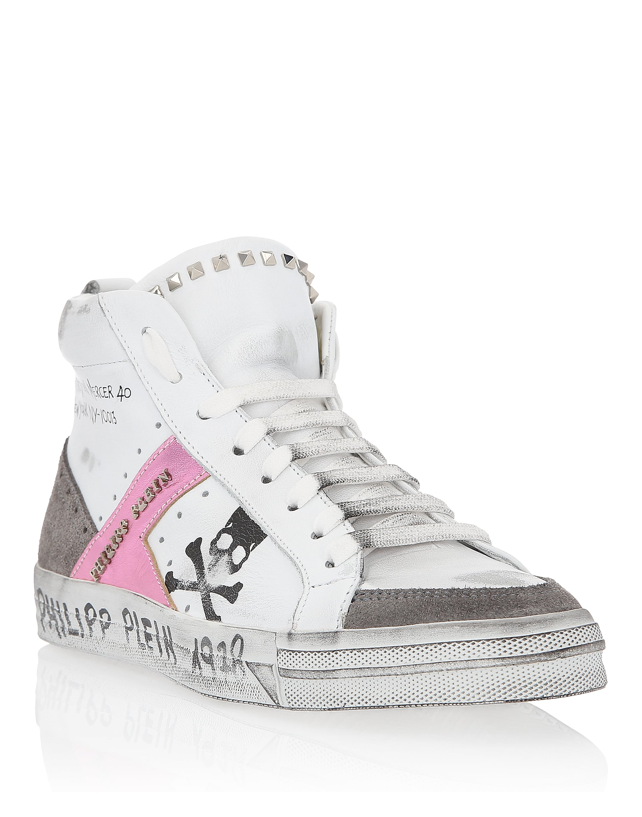 Philipp Plein Mid-Top Sneakers MM ful7ll